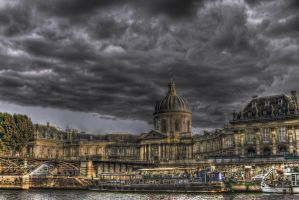 Somewhere on the Seine VI by Ditze
