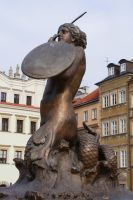 The Warsaw Mermaid by Su58