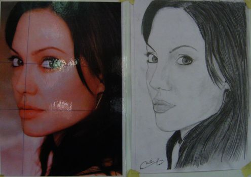 Angelina Jolie by norn92