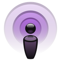 podcast icons :vector: by lopagof