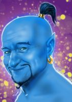 Genie, You Free by Grange-Wallis