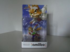 The Fox amiibo Figure by shnoogums5060
