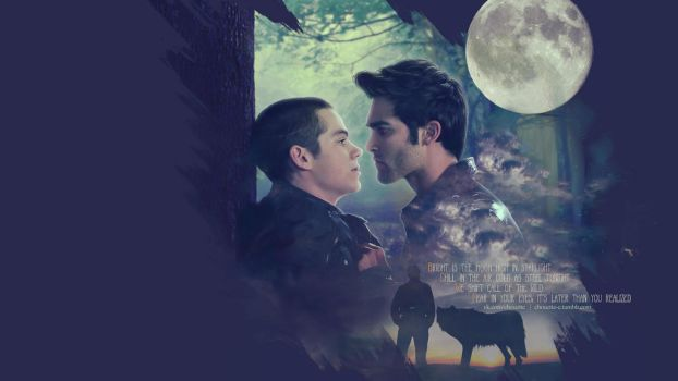 sterek wallpaper by chouette-e