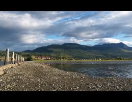 Salmon Arm Basin by infinityloop