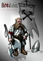 dwarf 3 by 2blind2draw