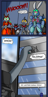 The Cat's 9 Lives! 3 Catnap and Outfoxed Pg65 by TheCiemgeCorner