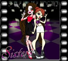 Bloody Mary Sisters by kiss61