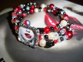 True Blood Inspired Bracelet by PushyGirlTorella