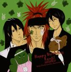 Happy Birthday Renji 2012 by salzraender