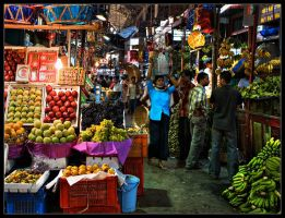 Market Colour by didumdidum