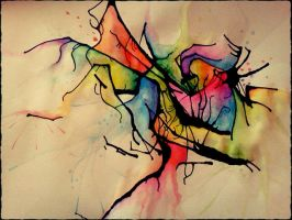 .color.water.ink. by sophistokla