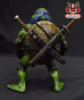 TMNT THE MOVIE 1990 REPAINT 02 by wongjoe82