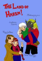 Land of Harem by serena-inverse