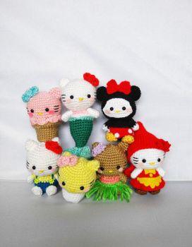 Hello Kitty Collection - All for Sale! by milliemouse579