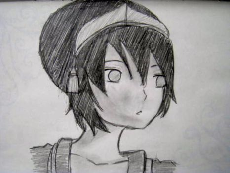Toph Bei Fong by sofianime018