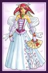 The princess? coloured by Nuran-Cawthorne