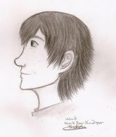 Hiccup by RoseofVictory