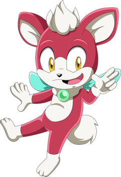 Chip the Light Gaia - Sonic X by SiIent-AngeI