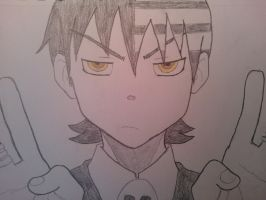 Soul Eater: Death the Kid by Poccahontas97