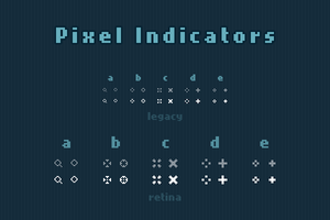 Pixel Indicators by pedroL