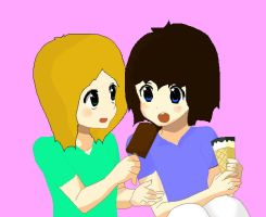 Ice Cream Parlor by bubblesvx1100531