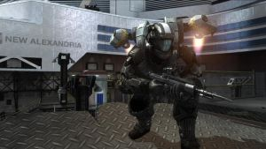 Halo reach Exodus ODST 3 by Admiral-Kevin