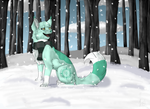 | Com | Cold Adventure by ShapeshiftingMuffin