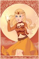 Magic Elf by WitchSquirrel