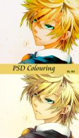 PSD Colouring by BillChong