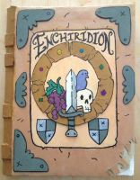 The Enchiridion Notebook Replica by OtakuRose