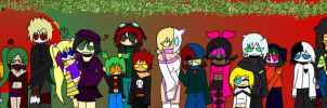 All Mah KCC Members o3o by Dezirinda