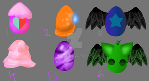 Fresh new eggs for sell! 2(paypal)(open) by 11newells