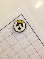 Overwatch magnet by Blindfaith-boo