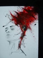 Exploding Thoughts by Matsness