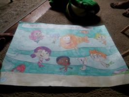 Bubble Guppies by TheJentheHedgehog