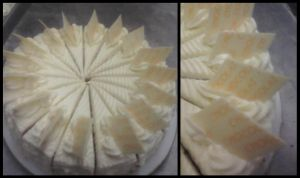 White Chocolate Expresso Cake by garfey
