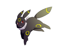 Umbreon by queenofgrapes