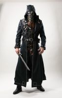 Corvo Attano full by NeonCowboy