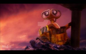 wall-E by vicber