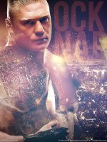 Brock Lesnar - Poster by findmyart