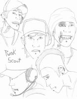 PunkScout (TF2 Style) by Vampire-Sacrifice
