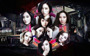Girls Generation:Real baby G by Jover-Design