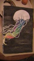 Celestial Jellyfish finished by rabbithat8
