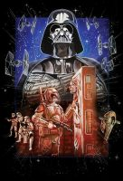 Empire Strikes Back by AlexBuechel
