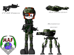 Mobian Armed Forces - Support by MalorKEKS
