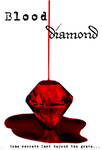 Blood Diamond Book Cover by thisisallicouldthink
