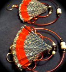 Carinosa Earrings by KrazyKat001