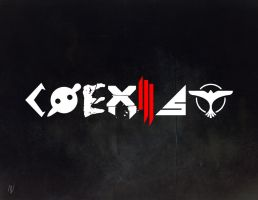 COEXIST by tnargrant