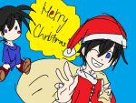Kid Christmas on Tablet by mimidan