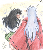 Learning by Doing..xD by Inuyasha-Niichan